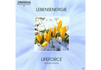 Stuart Anthony - Lebensenergie - (CD)
