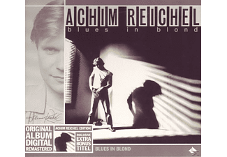 Achim Reichel - Blues In Blond [CD]