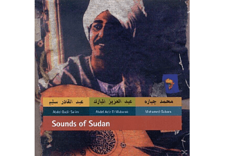 VARIOUS - Sounds Of Sudan - (CD)