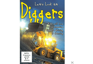 RADLADER - LETS LOOK AT DIGGERS - (DVD)