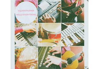 Squarepusher - Hello Everything - (CD)