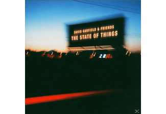 David Garfield - The State Of Things - (CD)