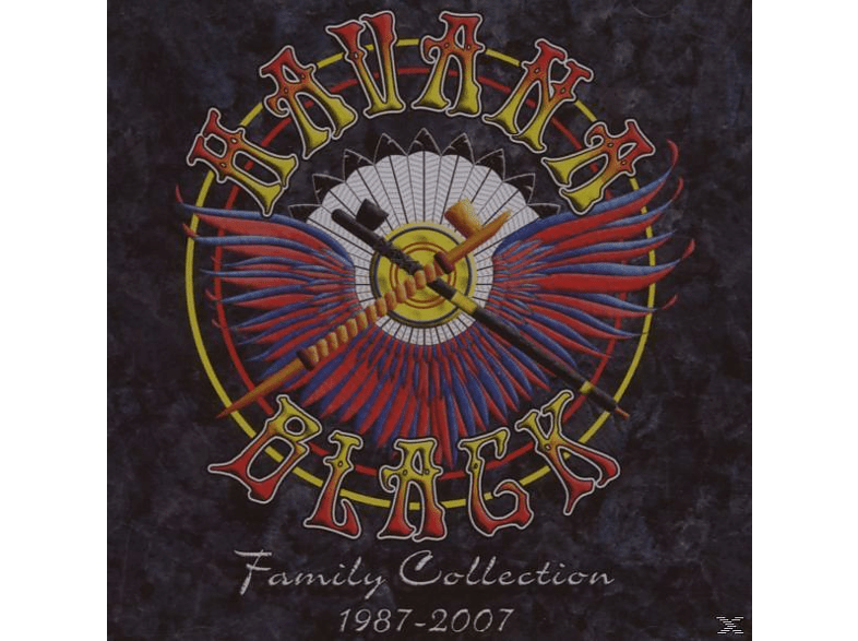 Havana Black - Family Collection (1987 - 2007) [CD]