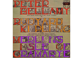 Peter Bellamy - Merlin's Isle Of Gramarye - (CD)