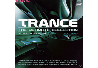 VARIOUS - Trance Ultimate Collection 2007 Vol. 1 - (CD)
