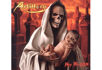 Artillery - My Blood Ltd.Digipak - (CD)