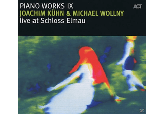 KÜHN,JOACHIM & WOLLNY,MICHAEL - Piano Works Ix-Live At Schloss Elmau - (CD)