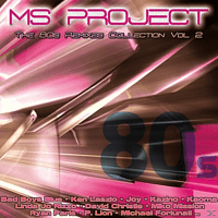MS PROJECT - The 80s Remixes Collection Vol.2 [CD]