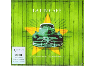 VARIOUS - Latin Cafe - (CD)