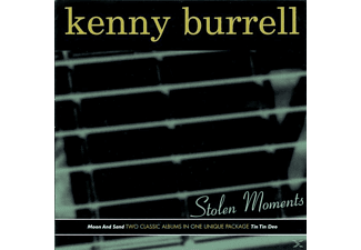 Kenny Burrell - Stolen Moments - (CD)