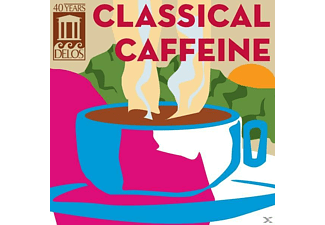 VARIOUS - Classical Caffeine - (CD)