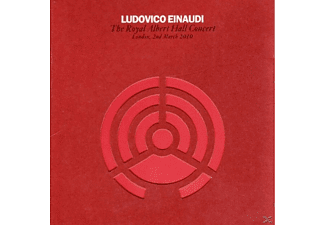 Ludovico Einaudi - The Royal Albert Hall Concert - (DVD)