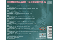 VARIOUS - From Russia With Italo Disco Vol.4 [CD]