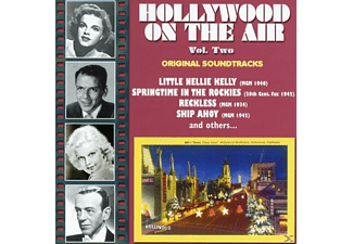 VARIOUS - Hollywood On The Air Vol.2 - (CD)