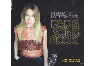 Stephanie Lottermoser - Paris Songbook - (CD)