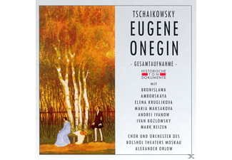 Chor U.Orch.D.Bolshoi Theaters - Eugene Onegin - (CD)