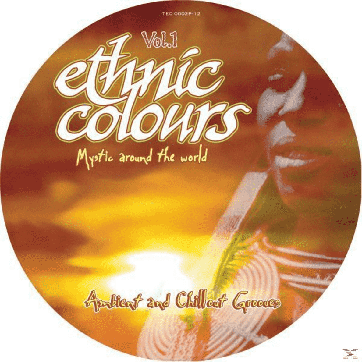 Mystic Around The World Ethnic Colours auf Vinyl