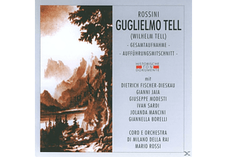 Gioachino Antonio Rossini - Guglielmo Tell (Wilhelm Tell) - (CD)