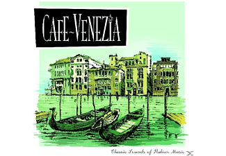 VARIOUS - Cafe Venezia - (CD)