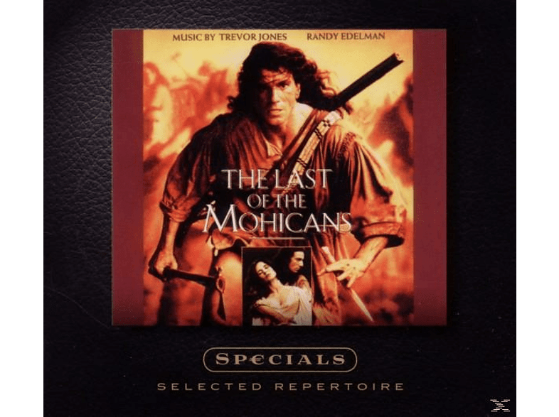 Ost-original Soundtrack - Last Of The Mohicans (Sp) [CD]