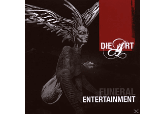 Die Art - Funeral Entertainment - (CD)