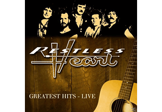 Restless Heart - Greatest Hits-Live - (CD)