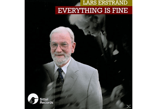 Lars Erstrand - Everything Is Fine - (CD)