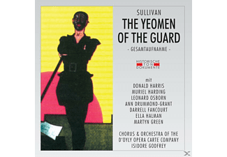 VARIOUS - The Yeomen Of The Guard - (CD)