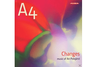 A4: POLOJARVI, YLINEN, ELLMEN, KOSK - Changes - (CD)