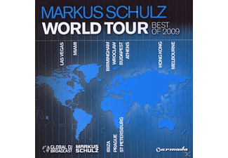 Markus Schulz - Global DJ Broadcast World Tour-Best 09 - (CD)