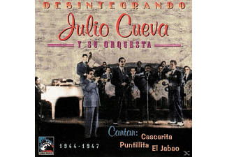 Julio Cueva - Desintegrando - (CD)