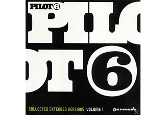 Pilot 6 - collected extended version 1 - (CD)