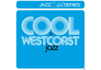 VARIOUS - Cool Jazz & Westcoast Jazz - (CD)