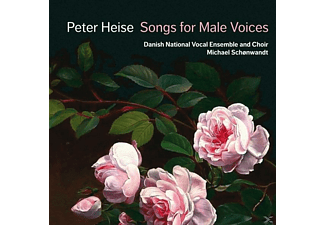 DANISH NAT.CHOIR, Schonwandt/Danish national Vocal Ens. - Songs for Male Voices - (SACD Hybrid)