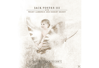 Jack Foster 3 - Jazzraptor's Secret - (CD)