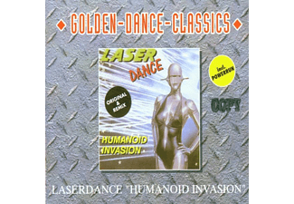 Laserdance - HUMANOID INVASION [Maxi Single CD]