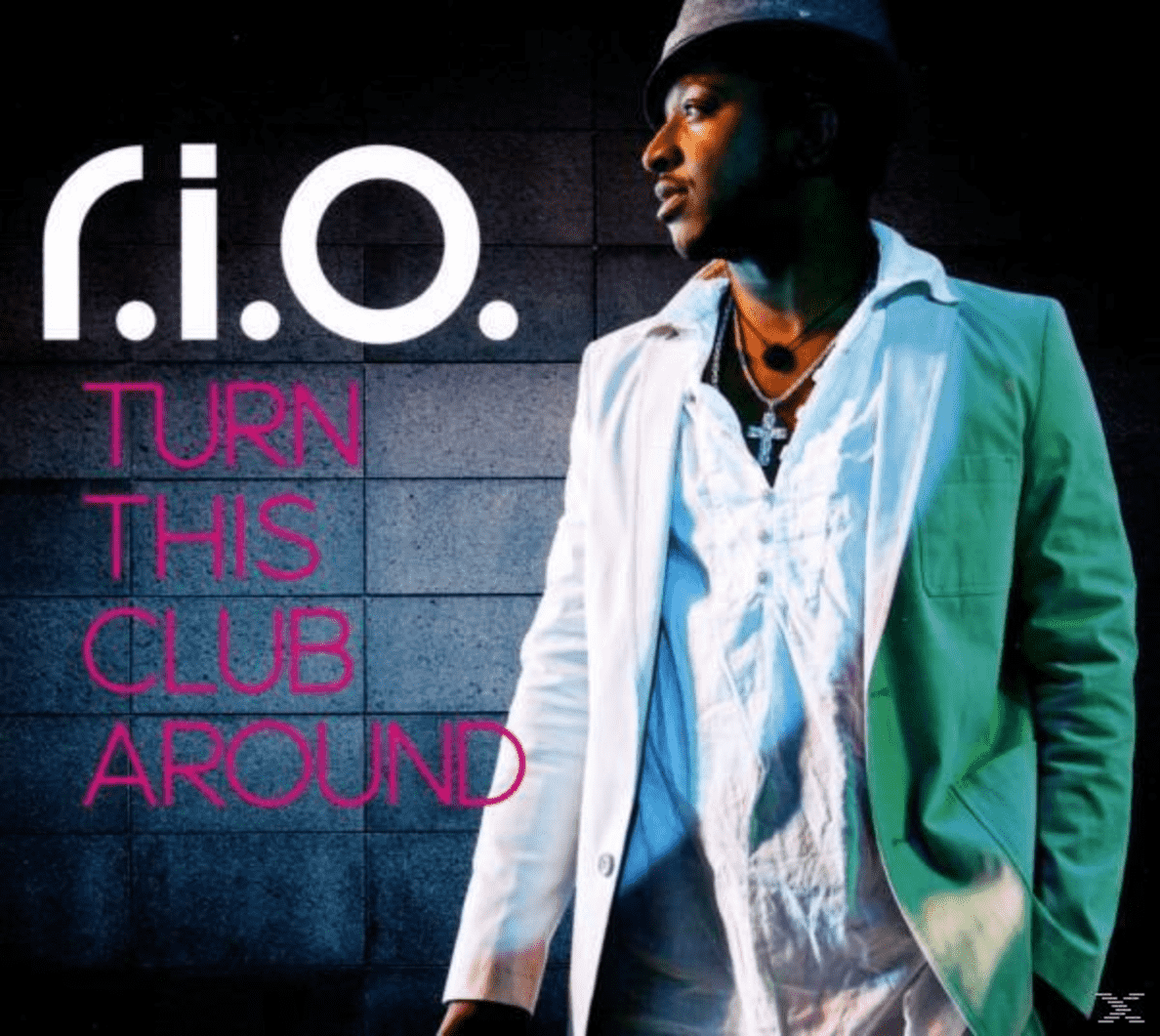Turn This Club Around R.I.O. auf CD