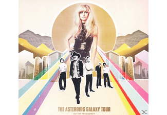 The Asteroids Galaxy Tour - Out Of Frequency (Limited Edition) - (CD)