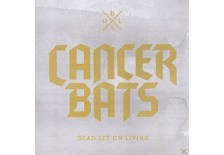 Cancer Bats - Dead Set On Living - (CD)