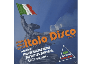 VARIOUS - From Russia With Italo Disco Vol.2 - (CD)