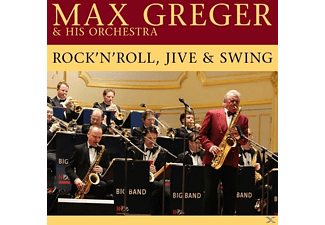 Max & His Orchestra Greger - Rock  N  Roll, Jive And Swing [Vinyl]
