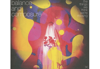 Balance And Composure - The Things We Think We're Missing - (CD)