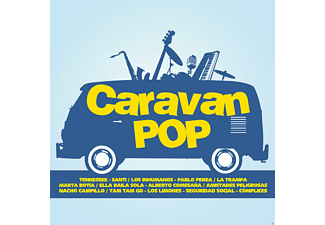 VARIOUS - Caravan Pop - (CD)