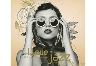 VARIOUS - I Love Jazz - (CD)