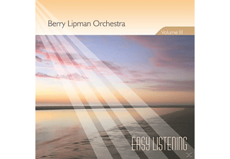 Berry Orchestra Lipman - Easy Listening Vol.3 [CD]