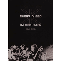 Duran Duran - Live From London (Deluxe Edition [DVD + CD]