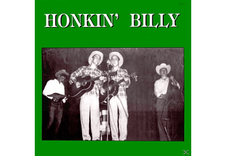 VARIOUS - Honkin' Billy Vol.1 - (Vinyl)