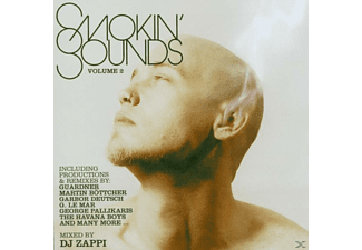 various/dj zappi - smokin sounds vol.2 - (CD)