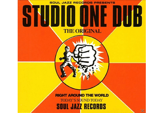 VARIOUS, SOUL JAZZ RECORDS PRESENTS/VARIOUS - Studio One Dub - (CD)