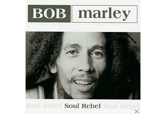 Bob Marley - Soul Rebel - (CD)
